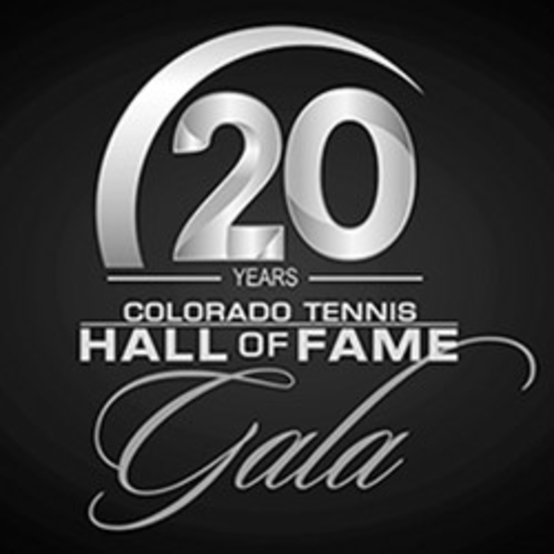 Colorado Tennis Hall of Fame Gala - 20th Anniversary