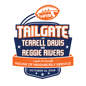 Tailgate with Terrell Davis and Reggie Rivers