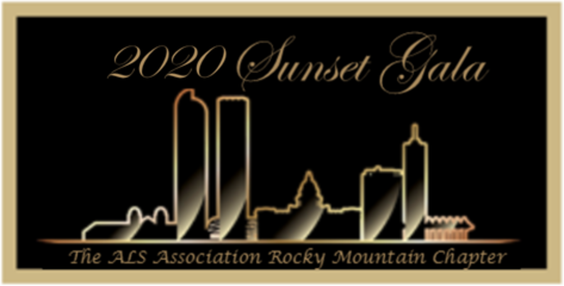 2020 Sunset Gala ~ Champions for Care & a Cure
