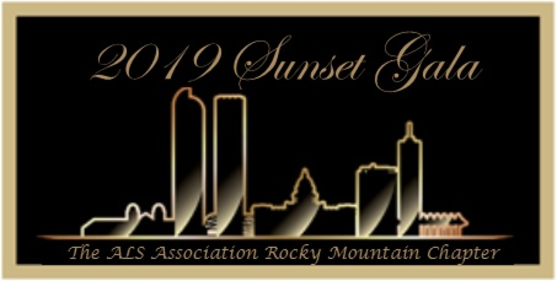 The ALS Association Rocky Mountain Chapter\'s 2019       Sunset Gala