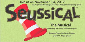 Seussical the Musical Benefiting the Family Services Program at Archway Housing & Services
