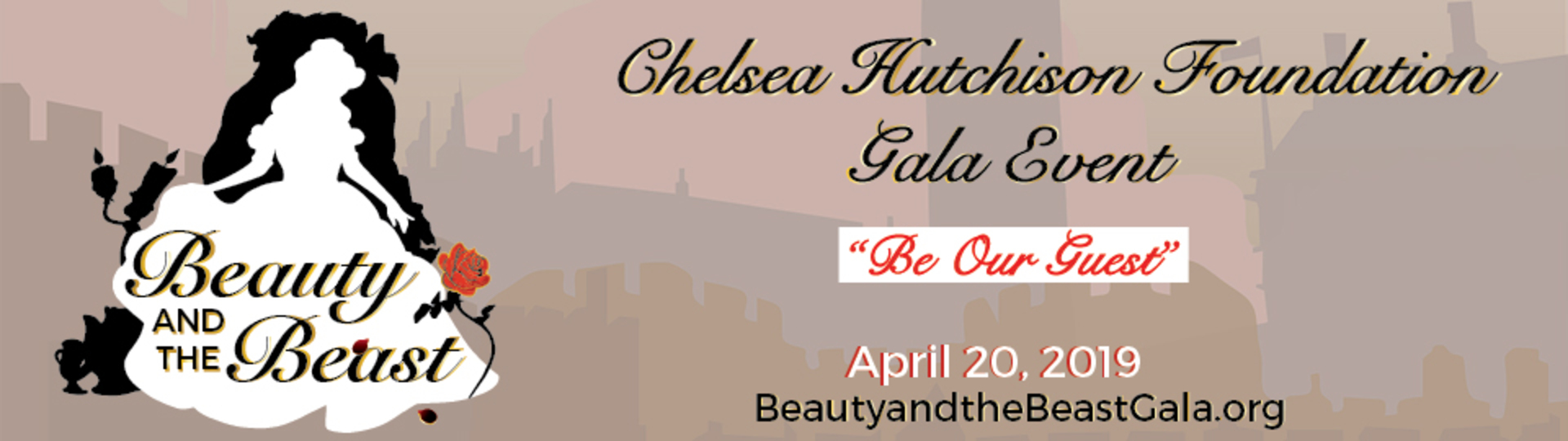 The 10th Annual  Beauty and the Beast Gala