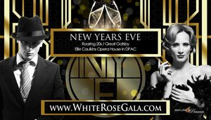 White Rose Gala NYE - 16th Annual
