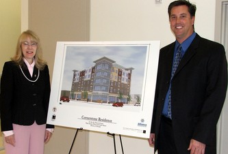 October 20, 2009 Cornerstone Residences Grand Opening
