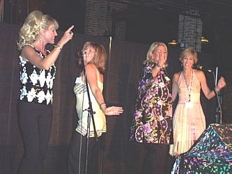 September 10, 2005 Crooning and Croaking benefit National Jewish