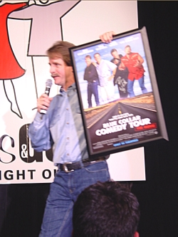 """Girls Inc. is a wonderful organization and I support them – I am surrounded by girls, my wife and our three daughters,"" said Comedian Jeff Foxworthy, the entertainment at the 2005 Girls and Guys Night Out event."