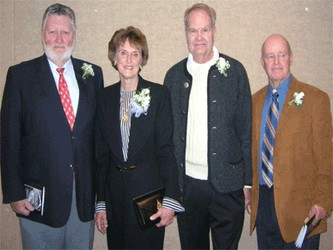 February 09, 2007 Individuals Honored for Dedication to Colorado Tennis