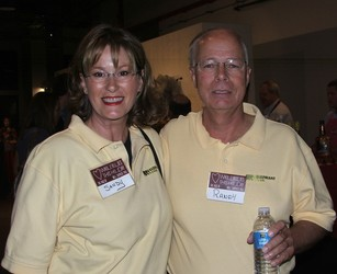 Elephant Talk founders Sandy Sommers and Randy Harris