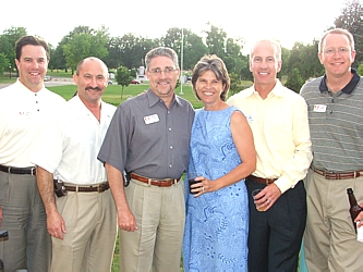 Some of the Board of Directors of The ALS Association, Rocky Mountain Chapter