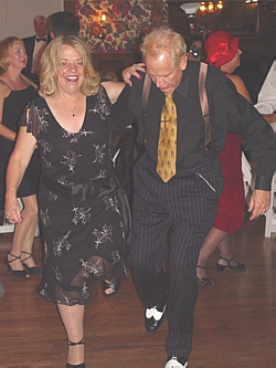 Guests had a swinging good time at the Rocky Mountain Center for Musical Arts benefit and dance in Lafayette.