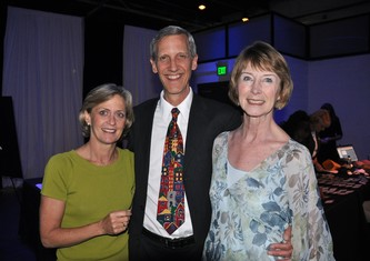 Colorado First Lady Jeannie Ritter with Hope founders Ray and Marilynn Stranske