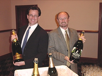 November 20, 2003 Wine Lovers Gather for Grape Expectations