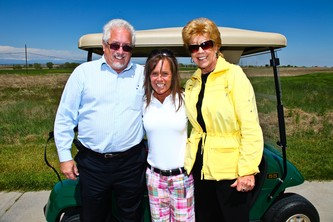 May 21, 2010 Stout Street Foundation Benefit Golf Tournament