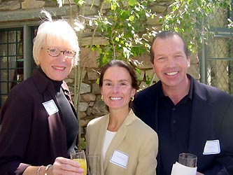 November 11, 2004 Brunch in the Pines for Children's Hospital Patrons