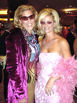 September 22, 2001 Children's Hospital Gala  Cures Disco Fever