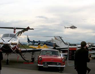 Planes, Cars, the Elegance has it all.