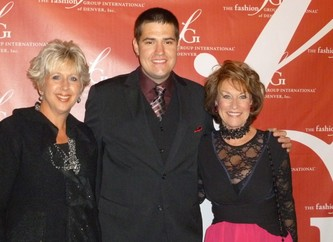 2011 Rising Star co-chairs (l to r): Carol Engel-Enright, Tommy Collier and Nathalia Faribault