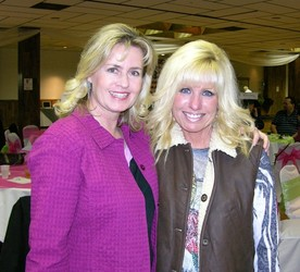 Julie Shilling, left, and Kim Egdorf