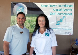 May 29, 2009 Stout Street Foundation's 3rd Annual Golf Tournament