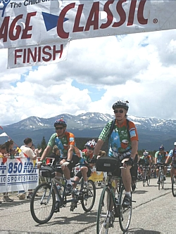 July 19, 2004 Courage Classic Achieves Miracles