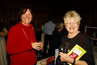 Julie Holtz, left, and Pat Echtermeyer