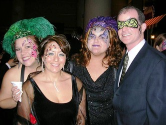 "January 20, 2007 Beaux Arts Ball  brings ""Moulin Rouge"" to Denver"