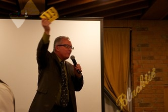 Auctioneer Adam Kevil