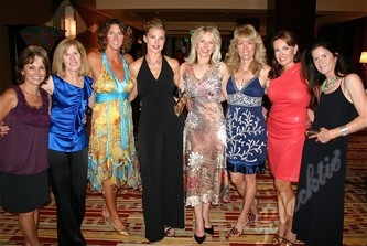 Deb Lamb, Heather Kucera, Sara Dodge, Laurie Hostetler, Marcel Dorsey, Maureen Regan-Cannon and Virginia Brown.