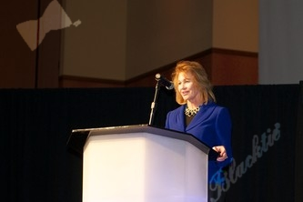 Pam King, President and CEO Better Business Bureau