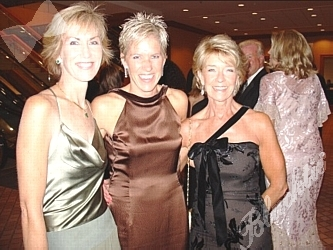 Barb Gallaher, Kelly Kennedy and Diane Gallagher