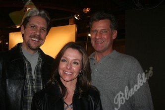 Rick Lingg, Deana Heart and Jim Fleury