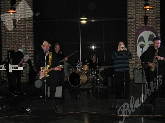 Chris Daniels and the Kings provided music for the event
