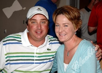 Eric and Nicole Akerson (goodwill Golf Classic Committee Member)