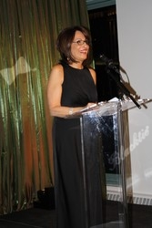 Conservancy founder and Gala Co-Chair Elaine Asarch