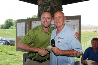 Men's longest drive winner