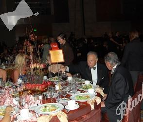 The MDC Holdings/Richmond American Homes Foundation table, including Dave and Bonnie Mandarich