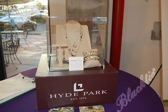 Hyde Park once again provided one of the tempting auction items