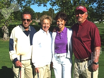 David and Cindy Bershof  with Pam and Terry Stearman
