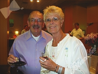 Jeanette and Hal Chantker
