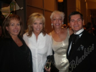 Shaun Schmidt, Deana Pastorini, Lois Paul and Chris Meza