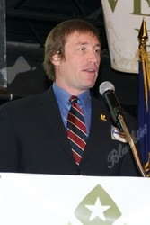 Garett Reppenhagen, Director of Veterans Development