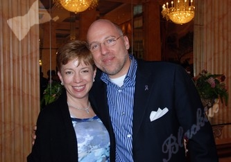 Wendy & Steve Cohen, Kempe Foundation Board Chair