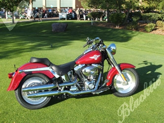 There were several ways to go home with a Harley Davidson provided by Rocky Mountain Harley-Davidson