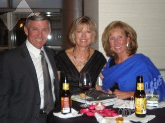 Mike Glode, Connie Welch and Linda Glode