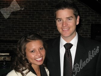 Cynthia Diaz (L) and Matt Bowles