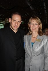 Marc Levine with Lt. Governor Barbara O'Brien