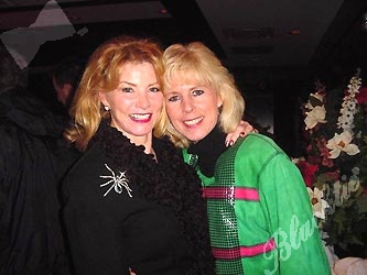 Vickie Dow and Sherry Huntsinger
