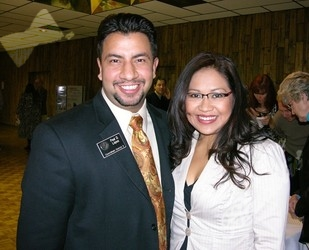 Paul Lopez and Marisol Bolanos Lopez