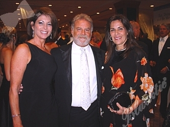 Sylvia Atencio, Steve Chotin and Ginnie Kontnik, right
