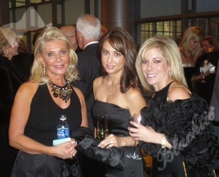 Sharon Rosen, Lella Lantz and Lindsay Brown